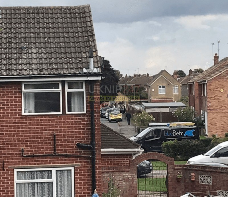 police raid surrey home linked to terror bomb at parsons green