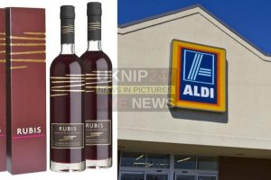 aldi launches new christmas tipple chocolate wine