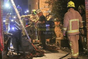 arson probe launched after wheelie bin fire spreads to epsom playhouse