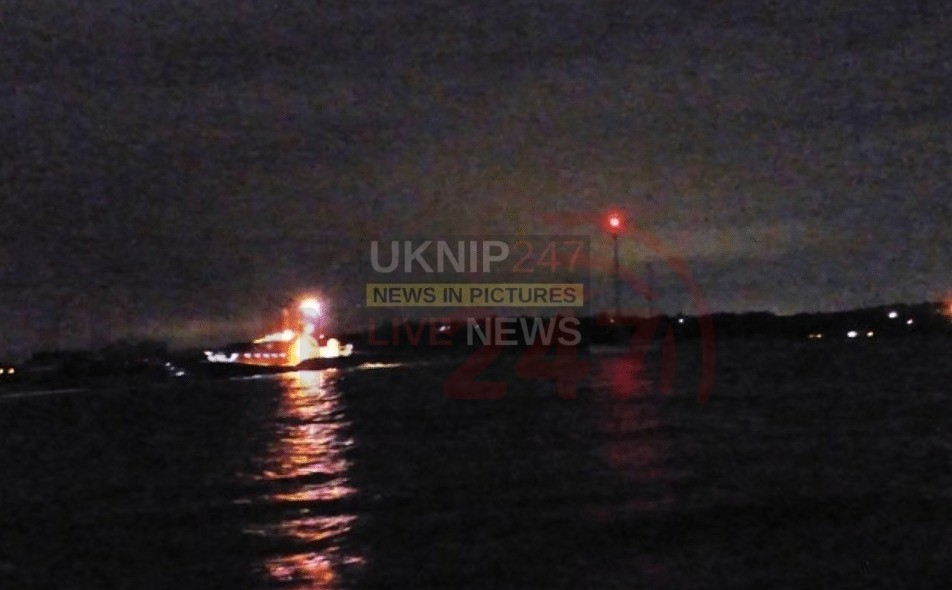 Bembridge Lifeboat Rescues 17 Ton Sailing Yacht For A Second Time This Week