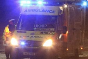 man died after being struck by a bus in reading