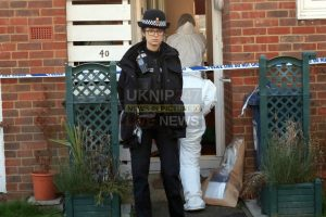 mary has gone to heaven now as police recover weapon from godalming home used to kill the pensioner