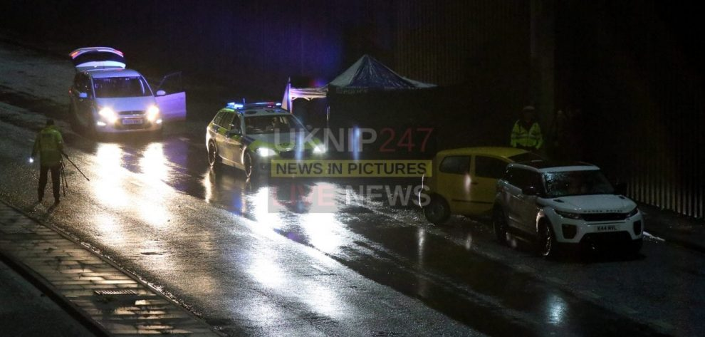 person killed in fatal collision on inner distribution road in reading