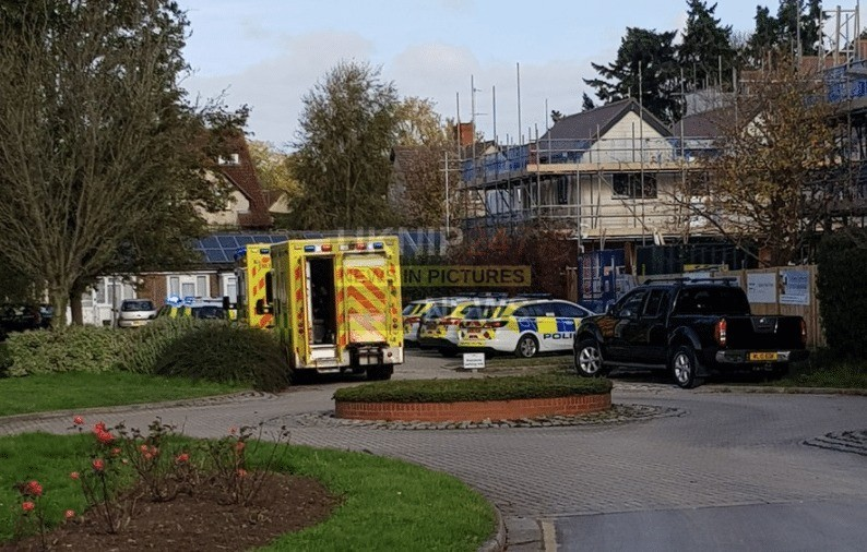 street in shock after woman is murdered in godalming cul du sac