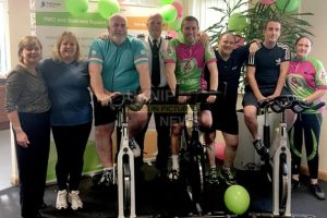 traffic officers bike challenge is a real spin off for charity