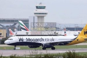 unite blast government over monarch collapse