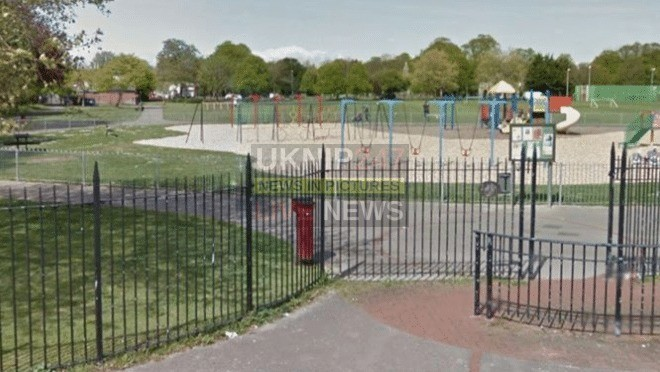 woman arrested after kingston play park attack