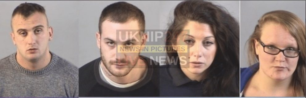 eight people jailed for more than eight years for smuggling contraband into hmp winchester