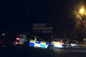exclusive two men detained in weybridge after hard traffic stop by national crime agency officers