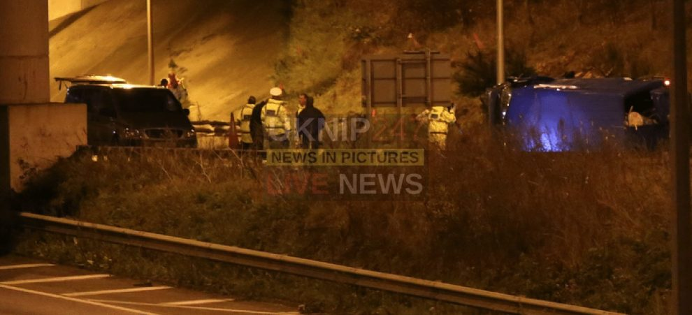 fatal collision on the a2 closes m25 exit near dartford in kent