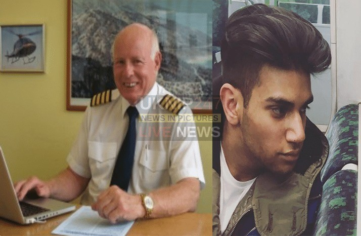 first pictures of those involved in mid air plane crash over buckinghamshire