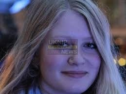 officers searching for missing teenager gaia pope have discovered the body of a woman near swanage