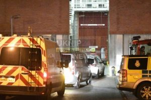 ongoing incident at hmp swaleside that ministry of justice say they are managing