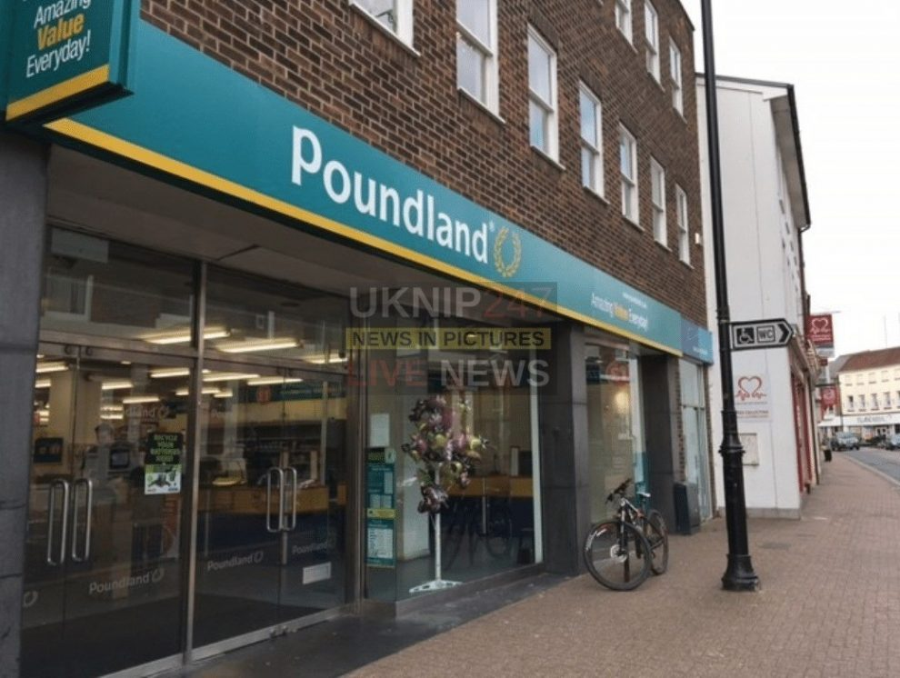 breaking police launch probe after man dies outside poundland alley in newport isle of wight