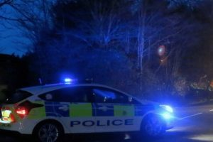 redlands lane in fareham closed following serious collision after pedestrian is struck by a car