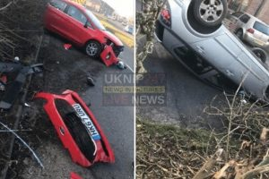 delays expected following three vehicle pile up in havant