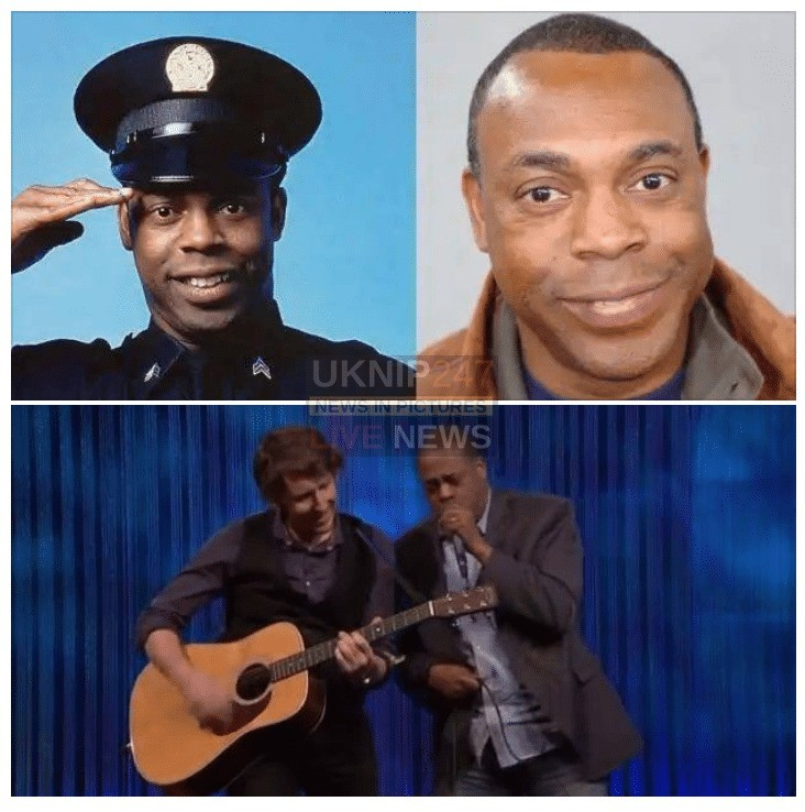 do you remember that actor who used to imitate the sounds in the police police movies in thes michael winslow