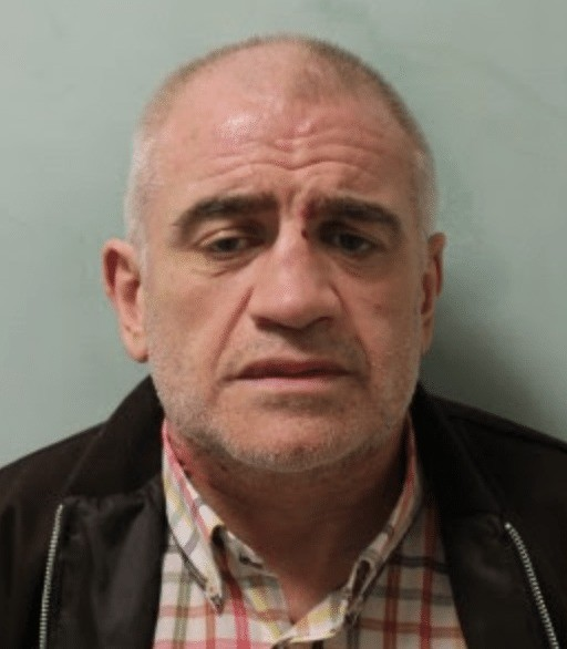man jailed after flipping out and attacking girlfriend with scissors