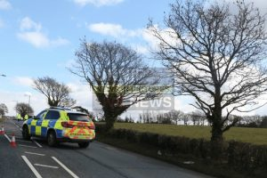emergency services called to newport crash