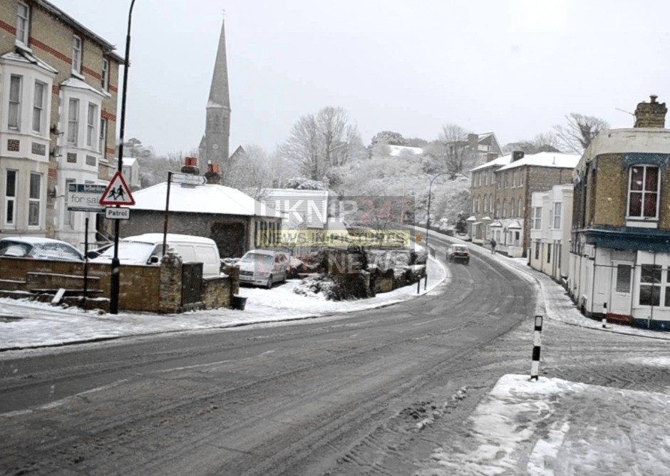 Is There More Snow On The Way For The Hampshire And The Isle Of Wight ..?