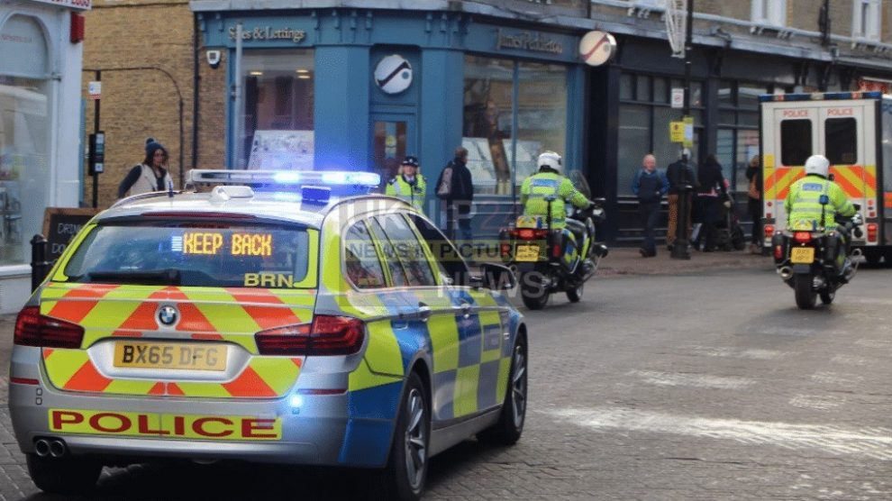 murder probe launched in chadwell heath
