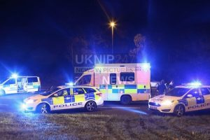 police close a322 lightwater following serious collision
