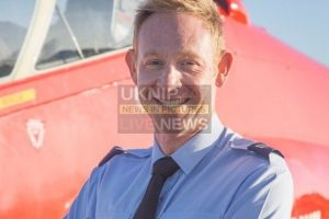 red arrows corporal killed after crash in north wales named as jon bayliss