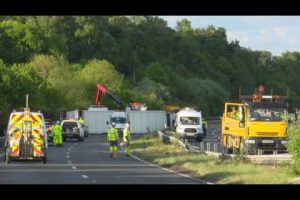 a3 lorry recovery