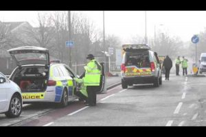 a32 fatal crash in fareham hampshire