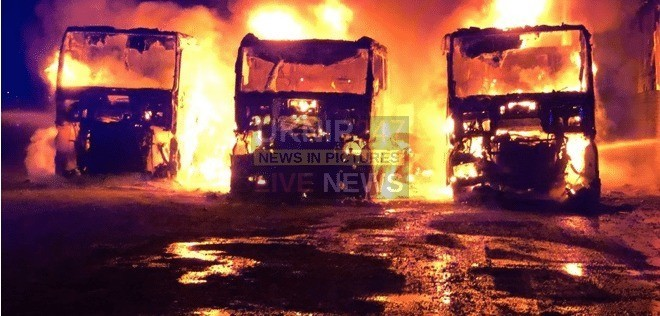 arson probe launched at haulage yard in barnard castle
