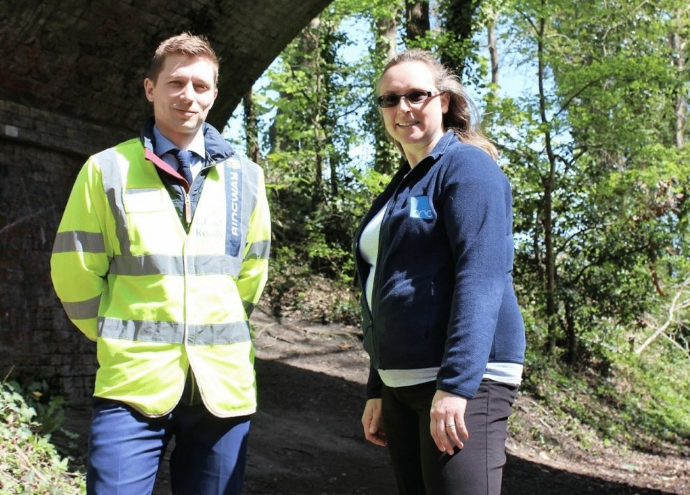 Cycle Track Upgrade To Introduce Green Features