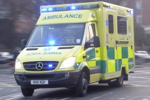 cyclist treated after being stuck by hit and run driver in wootton on the isle of wight