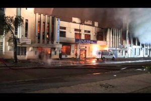 Exculsive Video And Interview From The Perivale Fire In London  #uknip