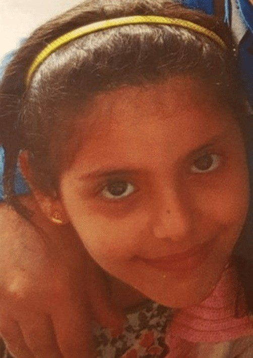 have you seen missing 11 year old girl duaa atta from southampton