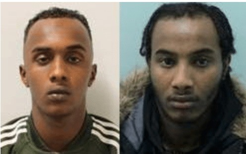london gang members running a so called county line have been jailed for human trafficking offences