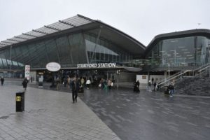 man stabbed at stratford international station in london