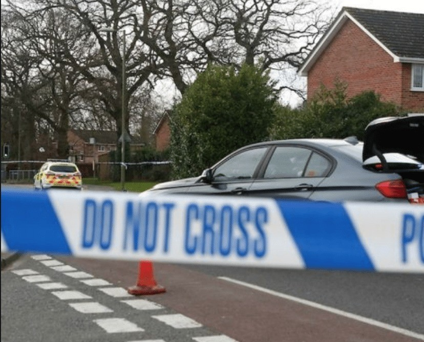 Man Stabbed  On Southampton Housing Estate Police Arrest Two