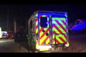 mud rescue at wilsons boat yard hayling island