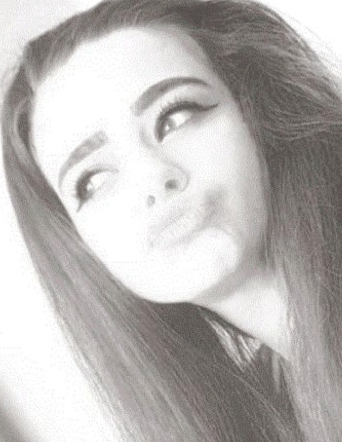 police are very concerned for missing teenager amber kolliari from angmering