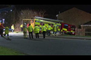 recovery of fire engine following fatal in royston edited