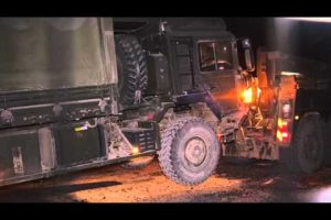 sailsbury plain three army truck crash 20 injured