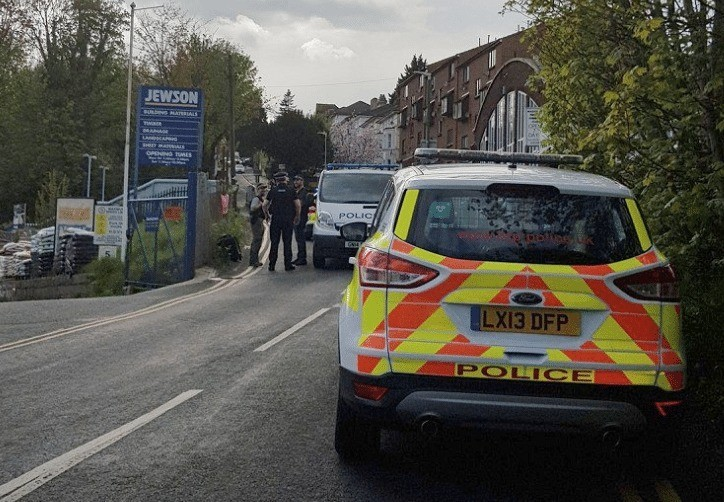 two arrested for robbery offences in maidstone