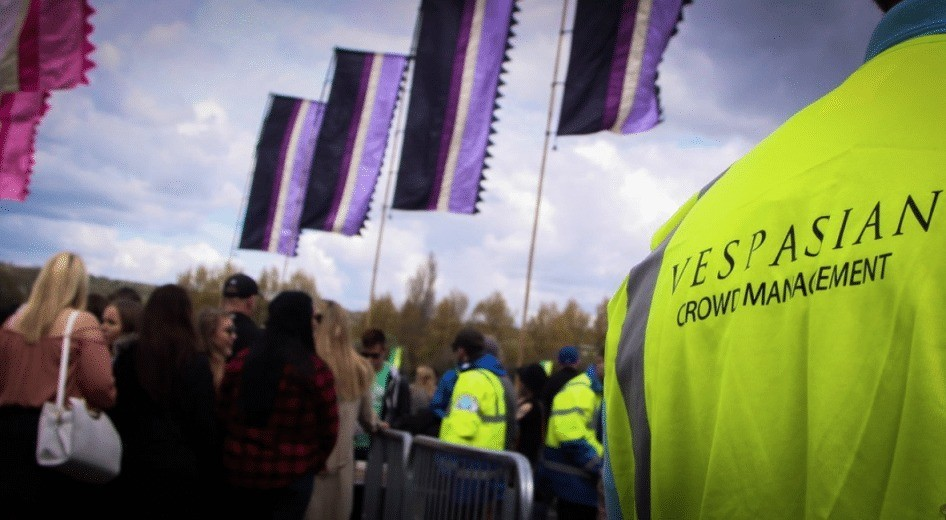 breaking exclusive security search staff ordered by mutiny festival not search