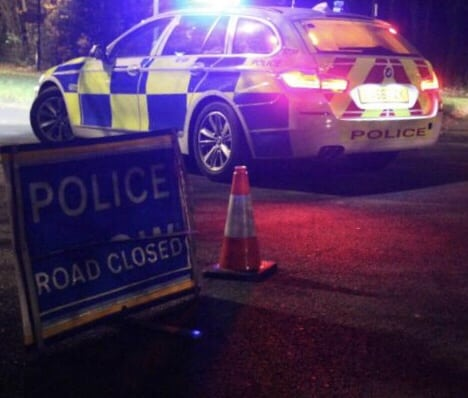 driver escapes serious injury following single vehicle collision on the isle of wight