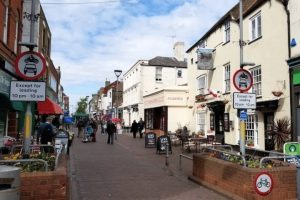 foul attack as pensioner is robbed on deal high street in kent
