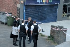 four arrested following tulse hill stabbing