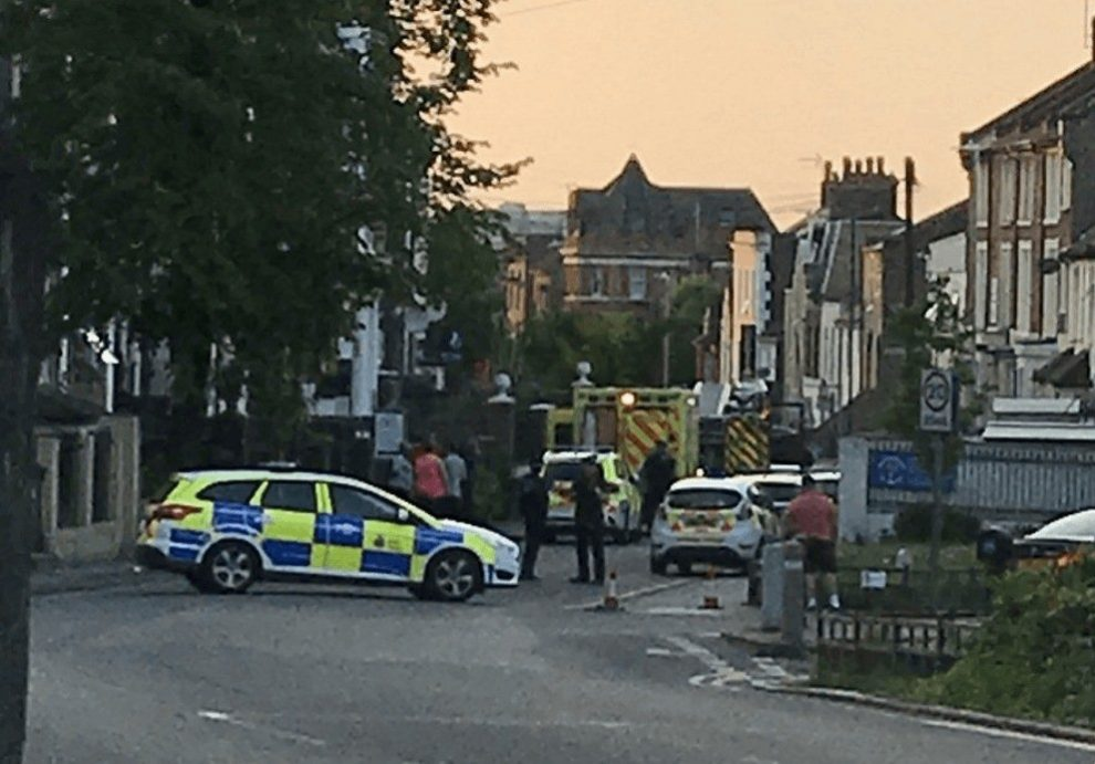 Four Flats Evacuated After Serious Fire In Gravesend