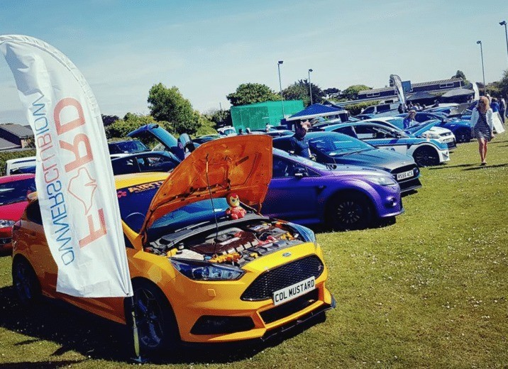 isle of wight ford take over promise its about cars and not anti social yobs