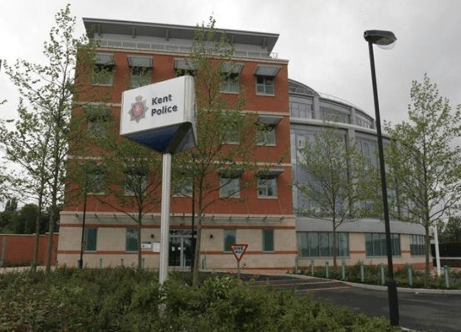 Man Arrested For Terror Offences In  Folkstone