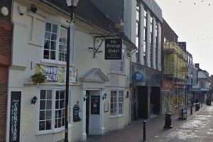 Man Stabbed In Ashford Pub